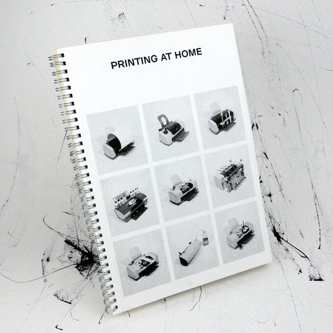 Printing At Home, Xavier Antin