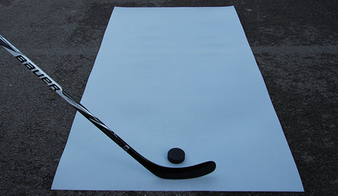 Roll Up Hockey Shooting Pad