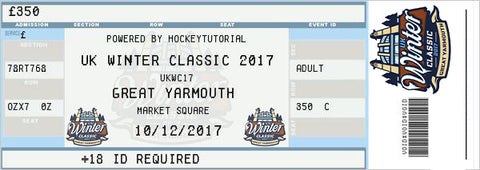 1. UK Winter Classic 2017 - Great Yarmouth