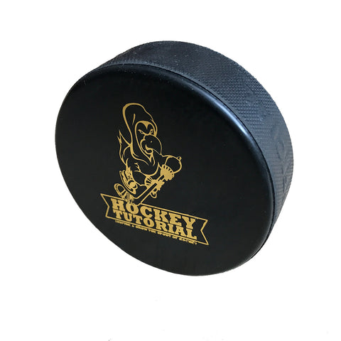 Hockeytutorial Official Ice hockey Puck