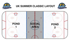 1. UK Summer Classic team ticket 2019 - Planet Ice Coventry