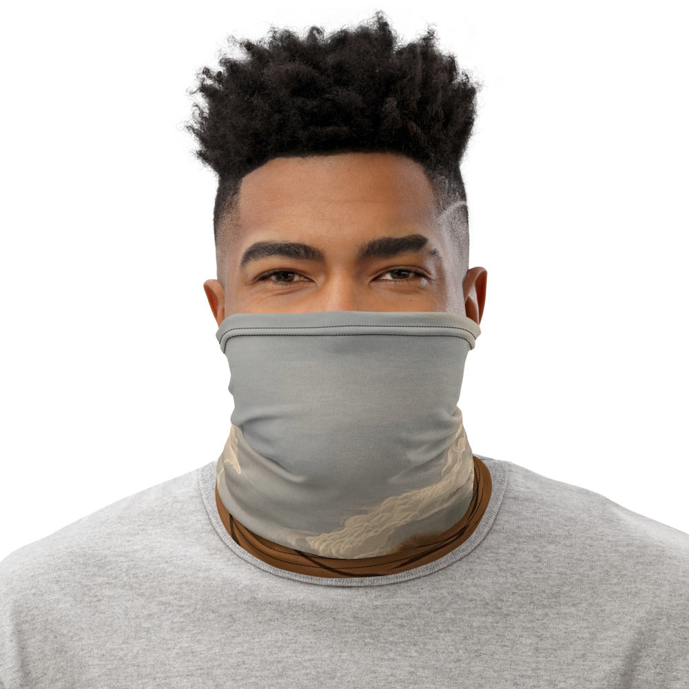 "The ""King"" Pullover Face Mask"