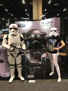 Tie Fighter Grill at the Star Wars Celebration