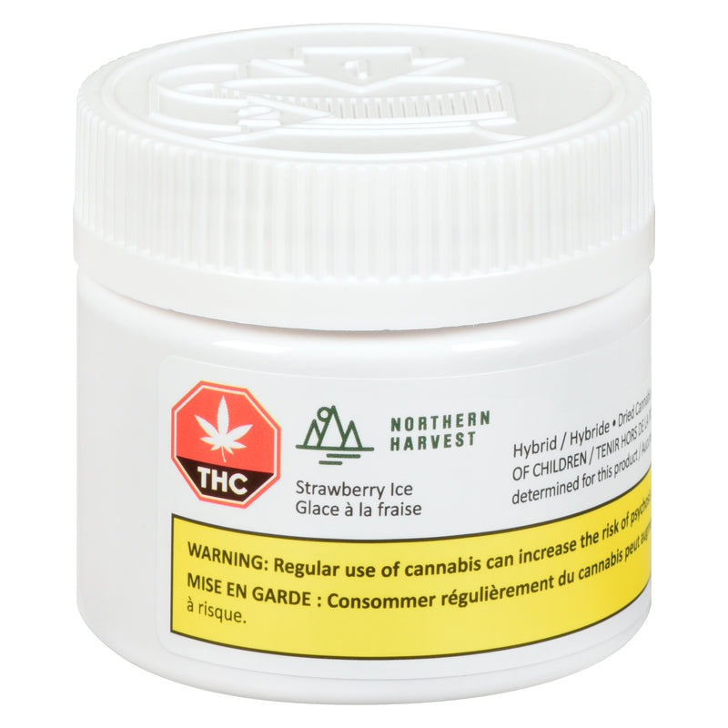 NORTHERN HARVEST STRAWBERRY ICE (H) DRIED - 3.5G