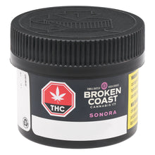 Load image into Gallery viewer, BROKEN COAST SONORA (IND) DRIED - 3.5G