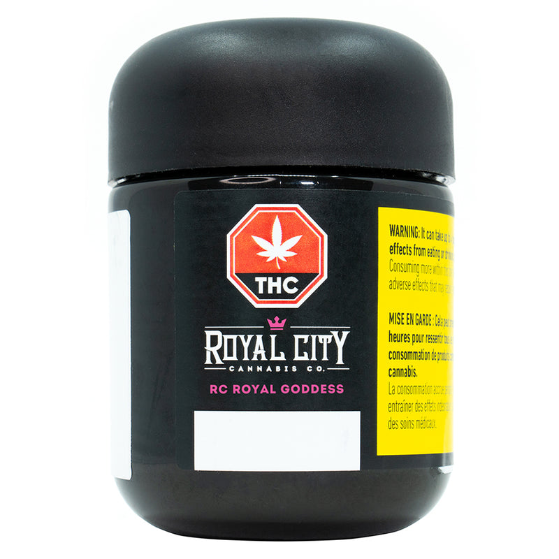 ROYAL CITY ROYAL GODDESS (IND) DRIED - 3.5G