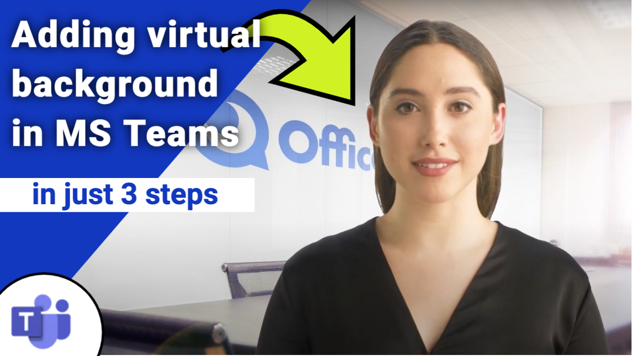 Changing Background In Microsoft Teams Tutorial
