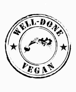 Well-Done Vegan