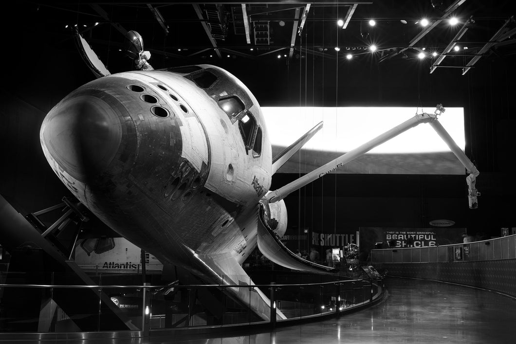Space Shuttle Atlantis #1