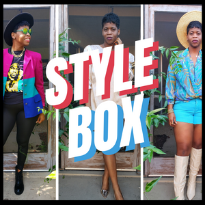 CURATED STYLE BOX