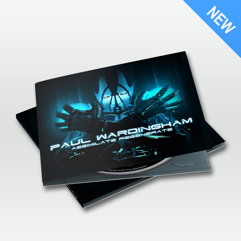 Paul Wardingham - Assimilate Regenerate (Digipak CD + download)