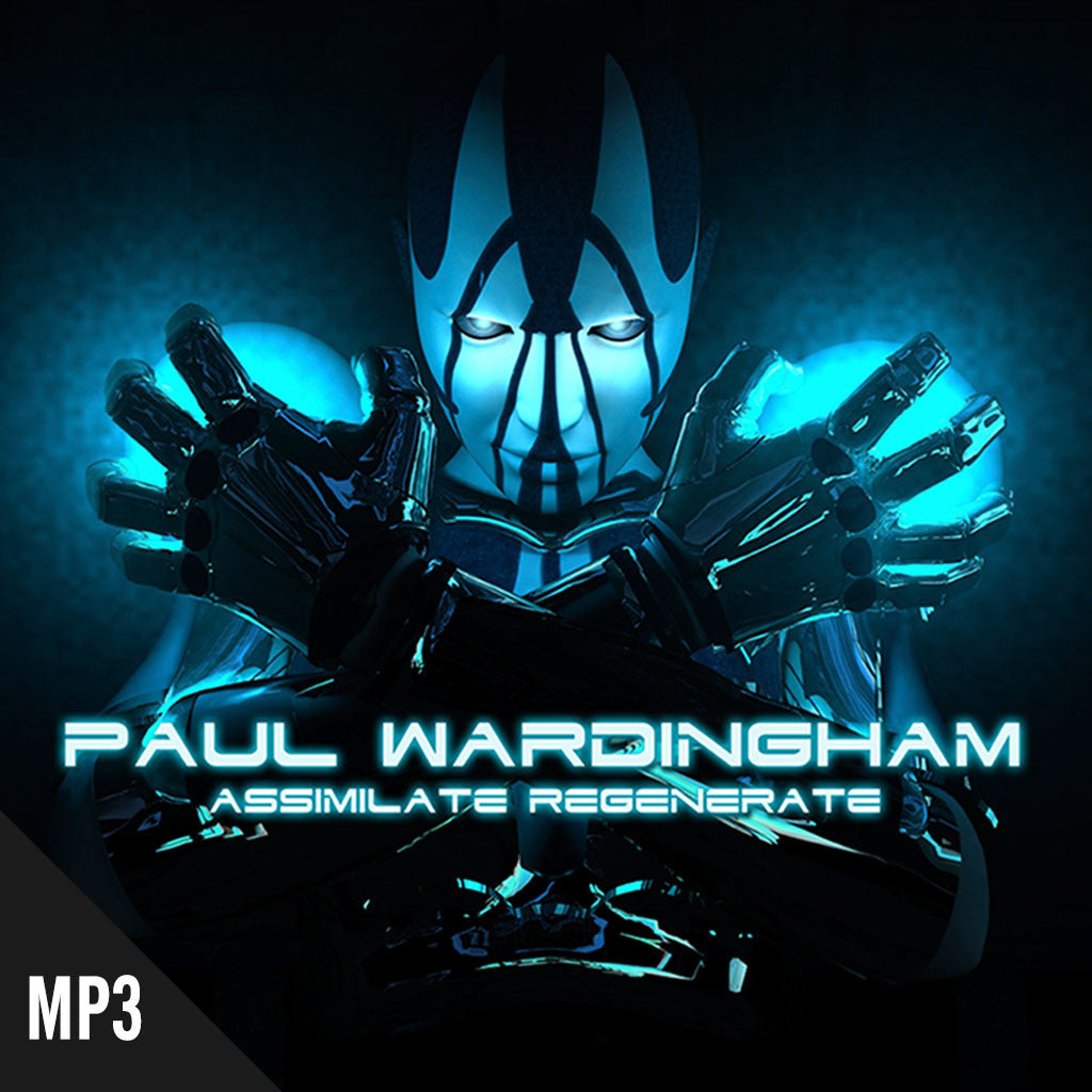 Paul Wardingham - Assimilate Regenerate (MP3 Download)