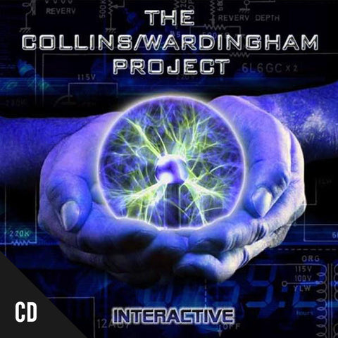 The Collins/Wardingham Project - Interactive (CD) *Free Shipping