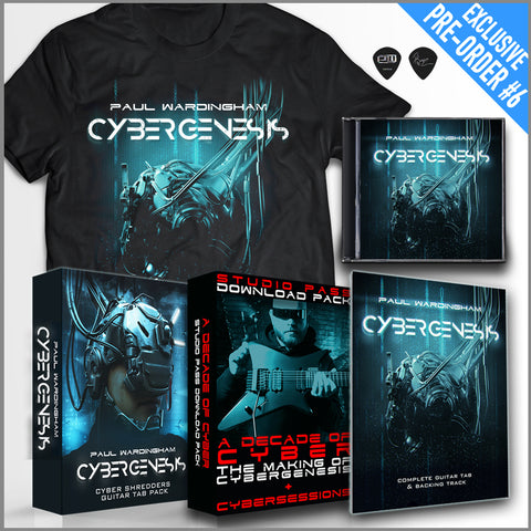 "CYBERGENESIS - ULTIMATE ""Cyber Shredders"" Pre-Order #6 (FREE SHIPPING)"