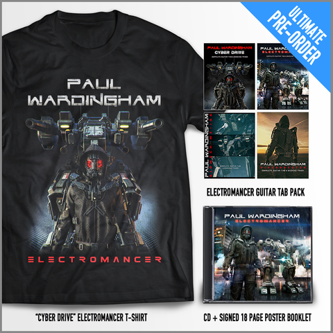 Electromancer Pre-Order #2 (Ultimate Pack) FREE SHIPPING!