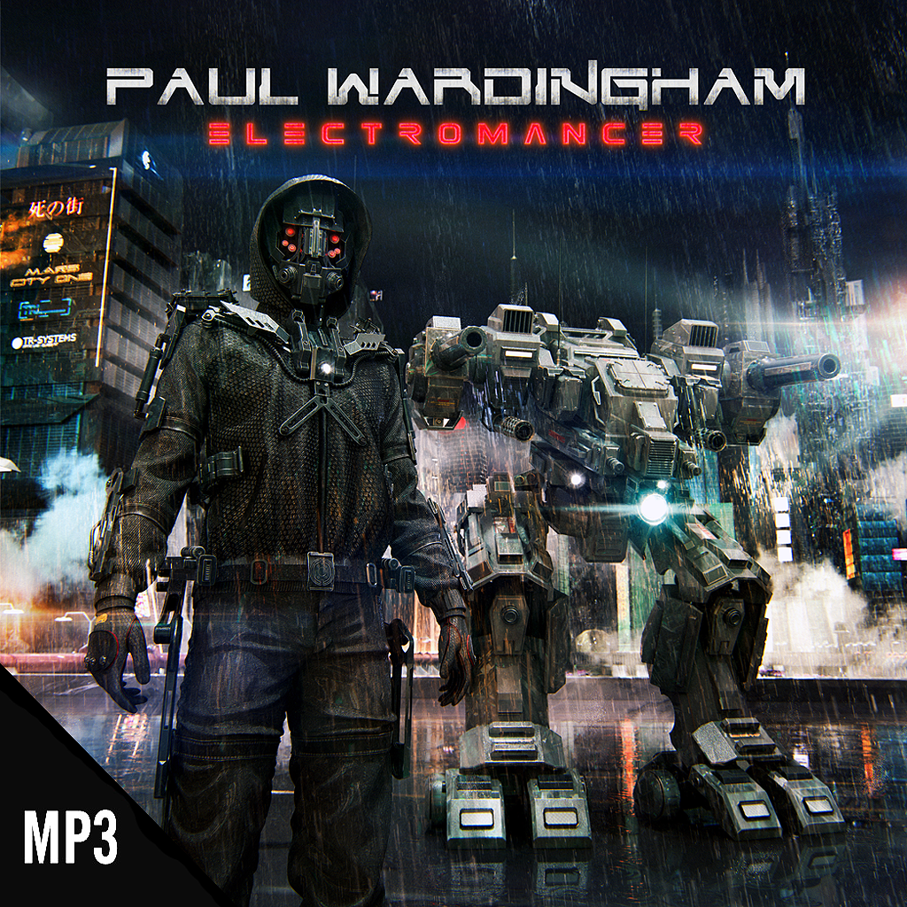 Paul Wardingham - Electromancer (MP3 Download)