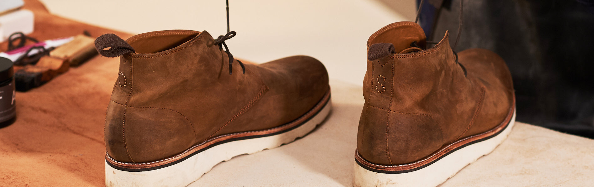 How To Care For Your Shoes - 6 tips