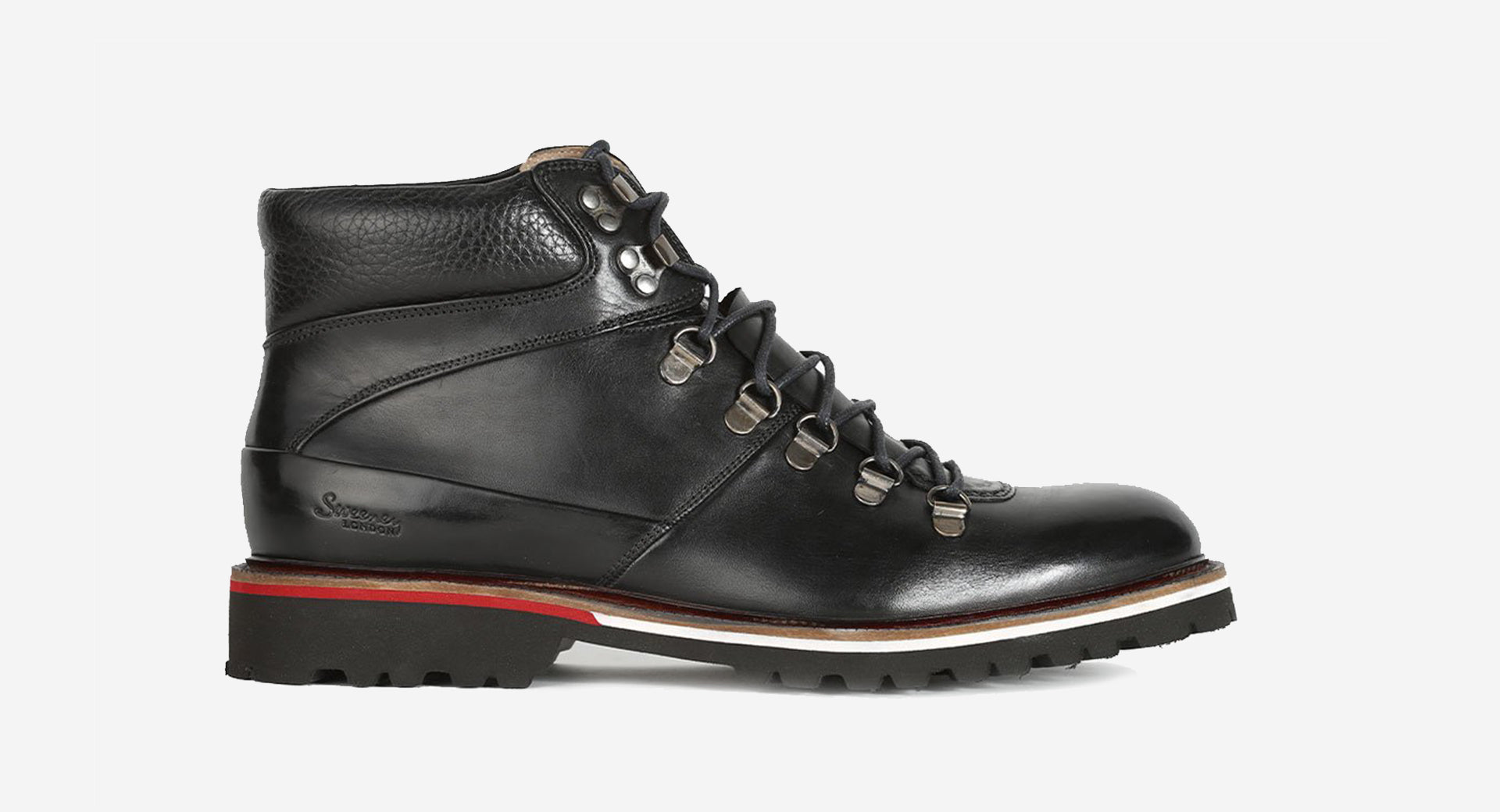Calf Leather Hiker Boot