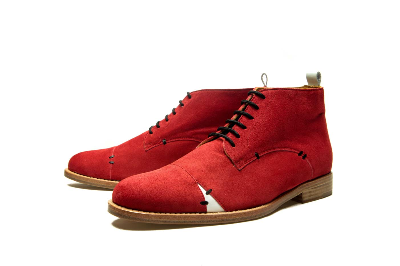 Artisan Leather Shoe Features