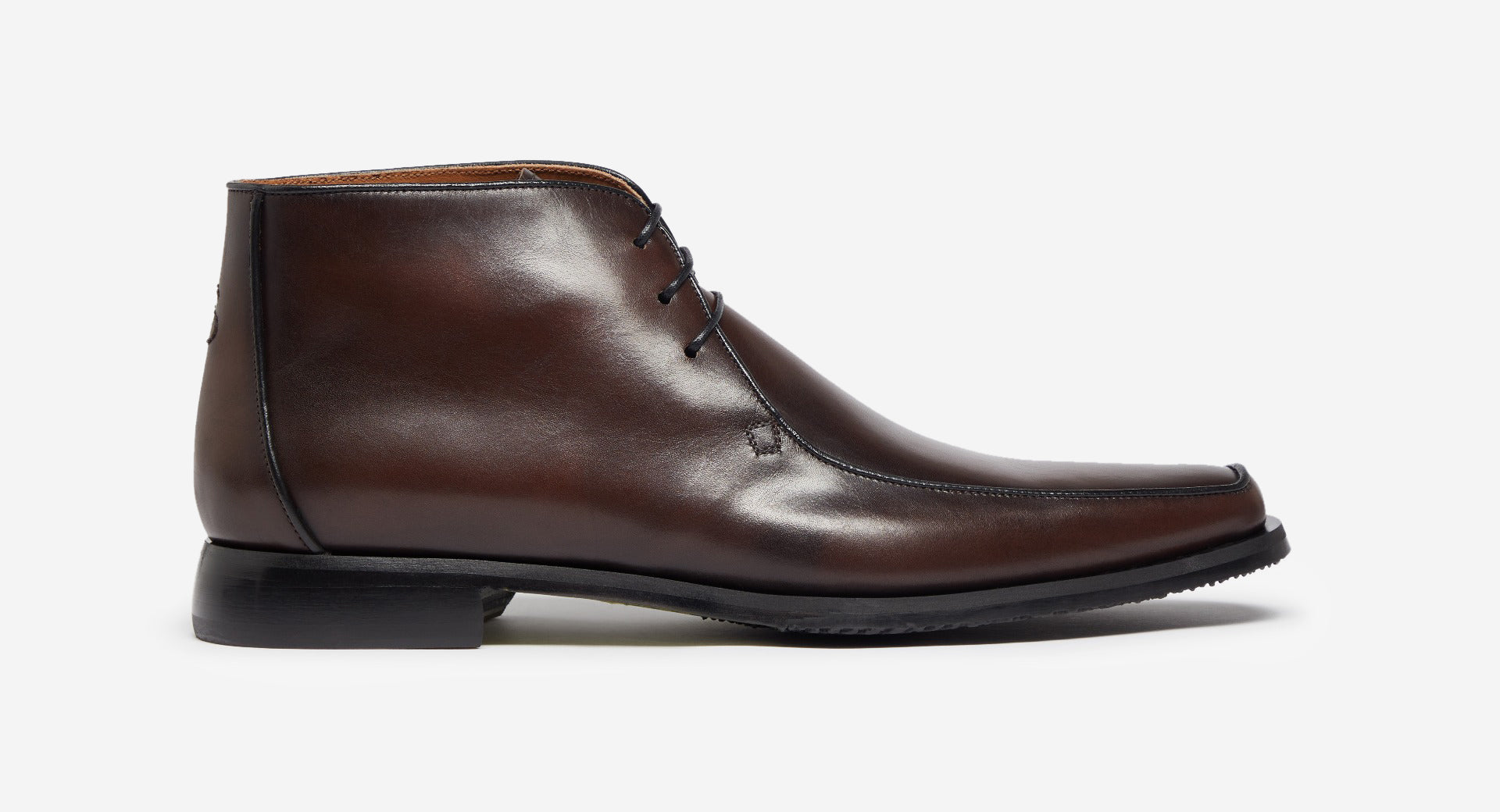 Calf Leather George Boots
