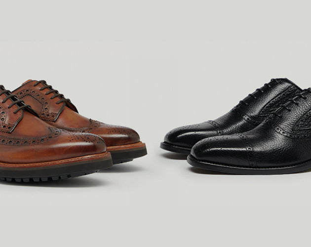 Oxfords vs. Derbies: What's the difference?