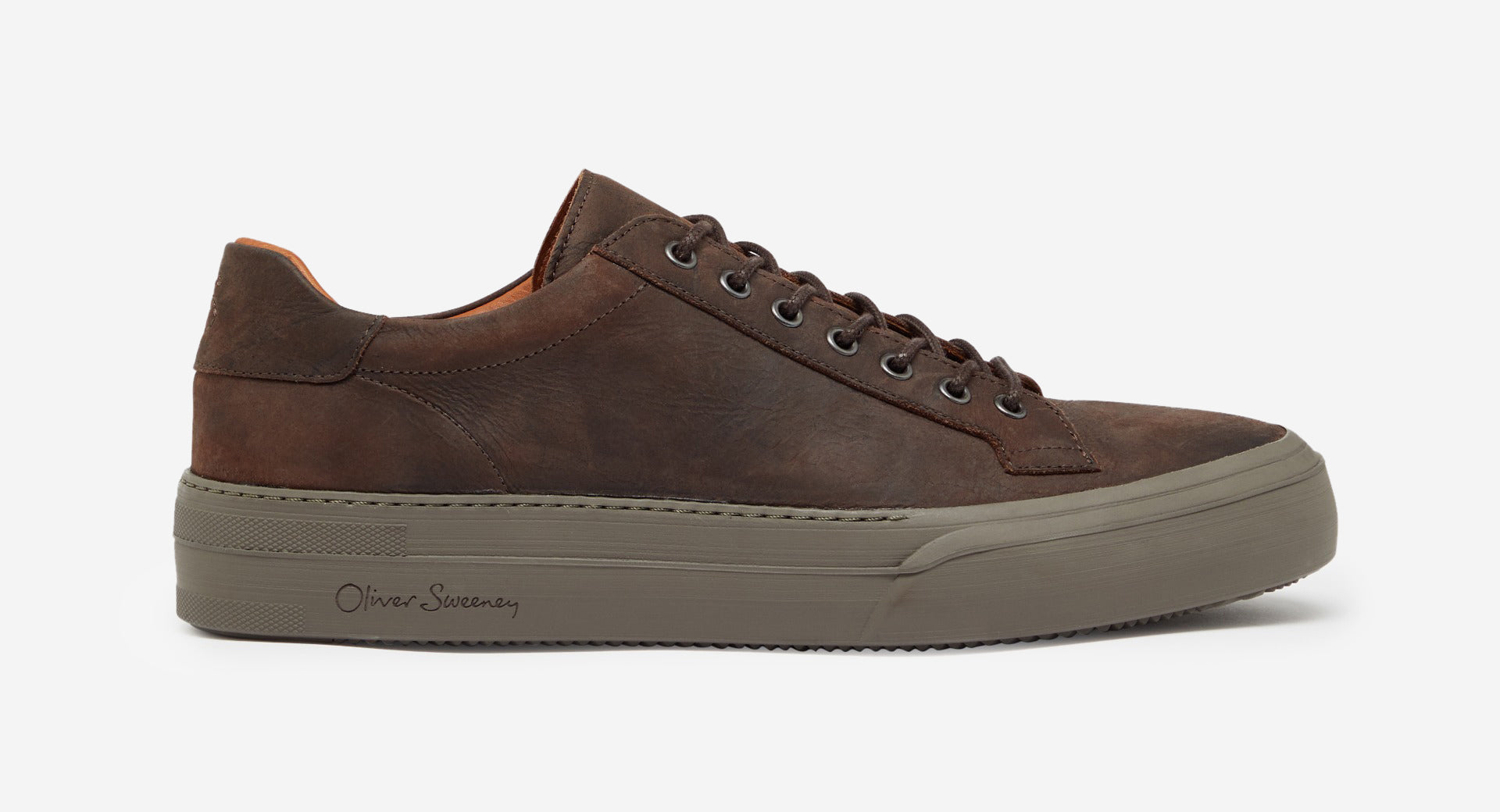 Kudu Leather Trainer