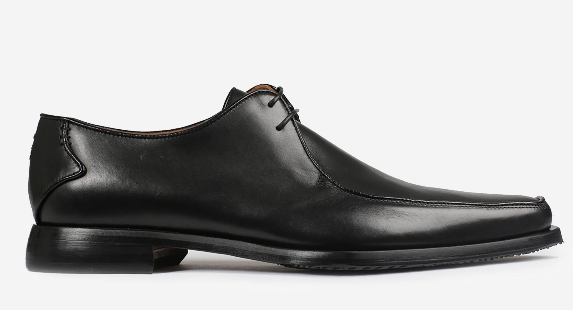 Calf Leather Derby Shoe