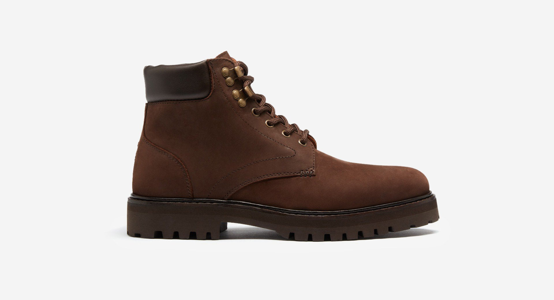 Nubuck Forester Boots