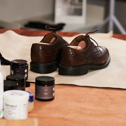 How to care for antiqued leather