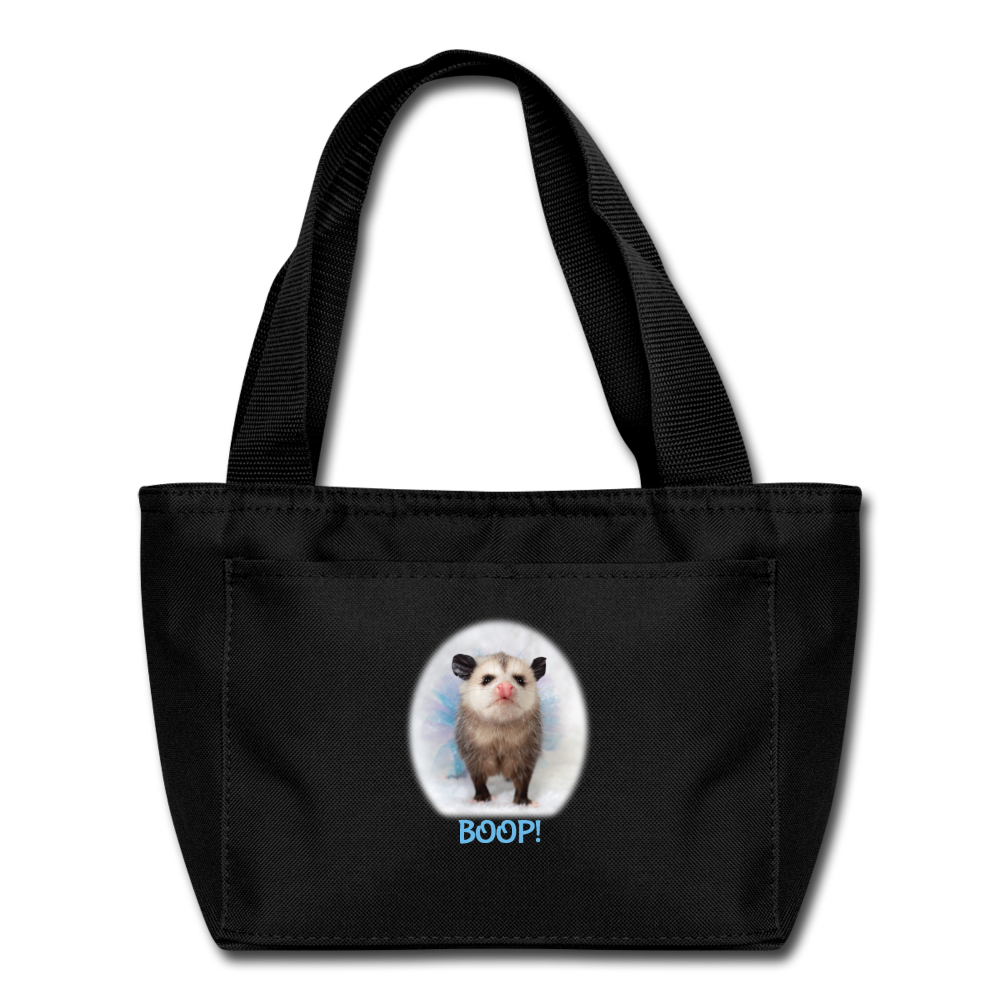 BOOP! Lunch Bag - black