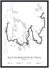 Afbeelding in Gallery-weergave laden, Dutch Mountain Trail poster