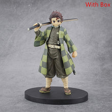 Load image into Gallery viewer, 16cm Kimetsu no Yaiba Figure Tanjirou Nezuko Inosuke figurine Anime Demon Slayer Action Figure Demon blade figures Model toys