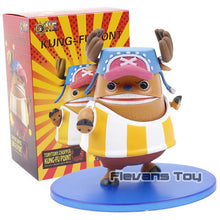 Load image into Gallery viewer, One Piece Sailing Again Tony Tony Chopper Kung Fu Pont PVC Figure Toy Collectible Model Doll