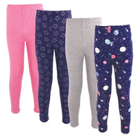 Hudson Baby Cotton Pants and Leggings, Space