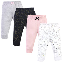 Hudson Baby Cotton Pants and Leggings, Dreamer