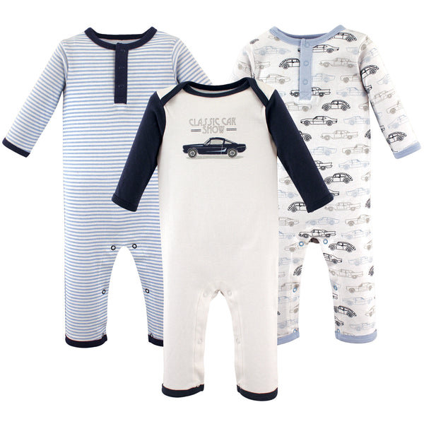 Hudson Baby Cotton Coveralls, Classic Car