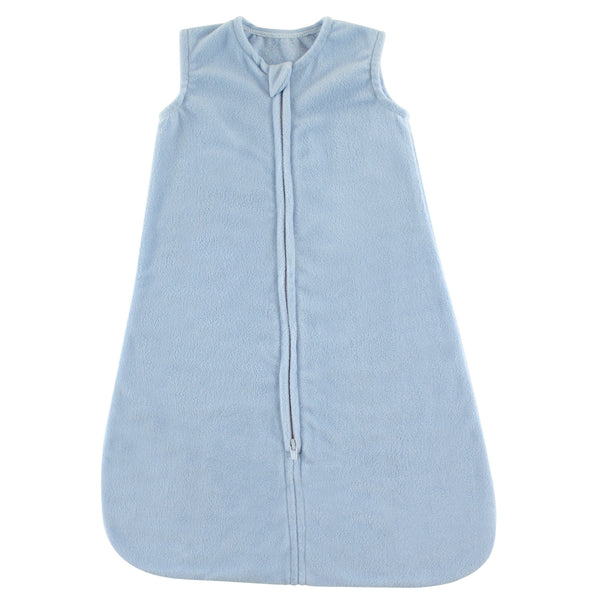 爱游戏下注|爱游戏棋牌|爱游戏app下载 Baby Plush Sleeping Bag, Sack, Blanket, Solid Light Blue Fleece