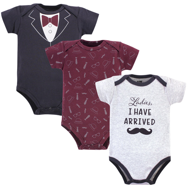 Hudson Baby Cotton Bodysuits, Ladies I Have Arrived