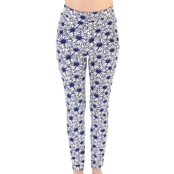 Touched by Nature Organic Cotton Leggings, Daisy