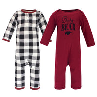 Touched by Nature Holiday Pajamas, Baby Bear