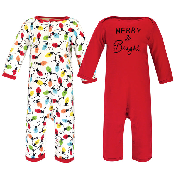 Touched by Nature Holiday Pajamas, Baby Merry and Bright