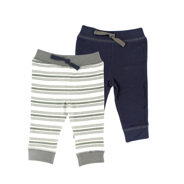 Yoga Sprout Cotton Pants, Lion