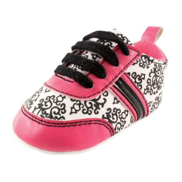 Yoga Sprout Sneakers, Damask