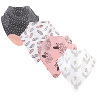 Yoga Sprout Cotton Bandana Bibs, Spread Your Wings