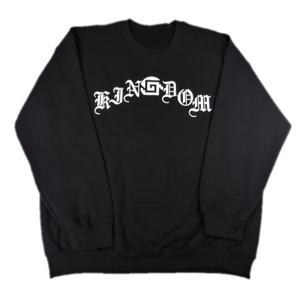 kinGdom Unisex Crew Neck Sweatshirt