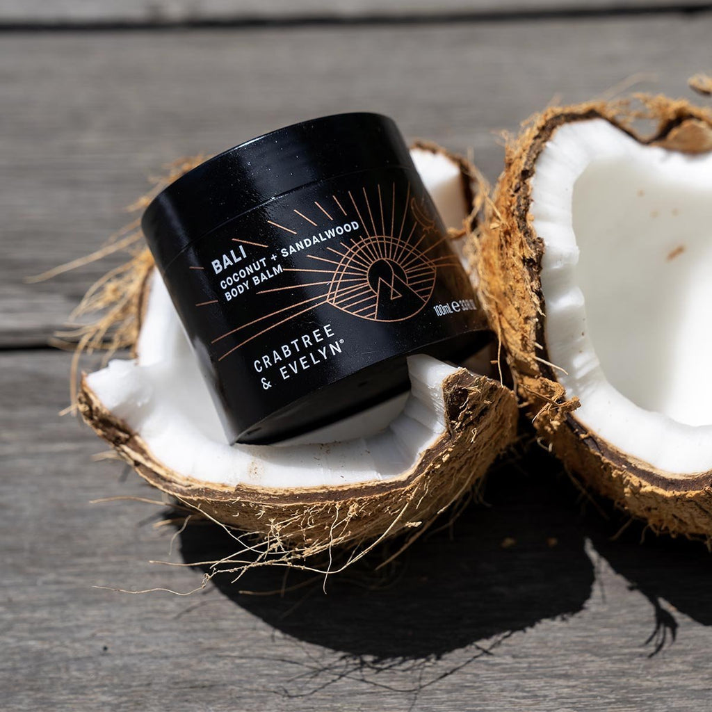 Coconut + Sandalwood Body Balm - 100ml