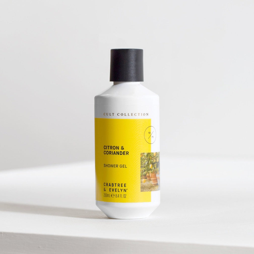 Citron & Coriander Shower Gel - 250ml