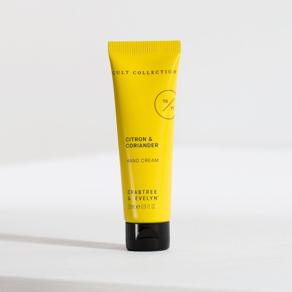 Citron & Coriander Hand Cream - 25ml