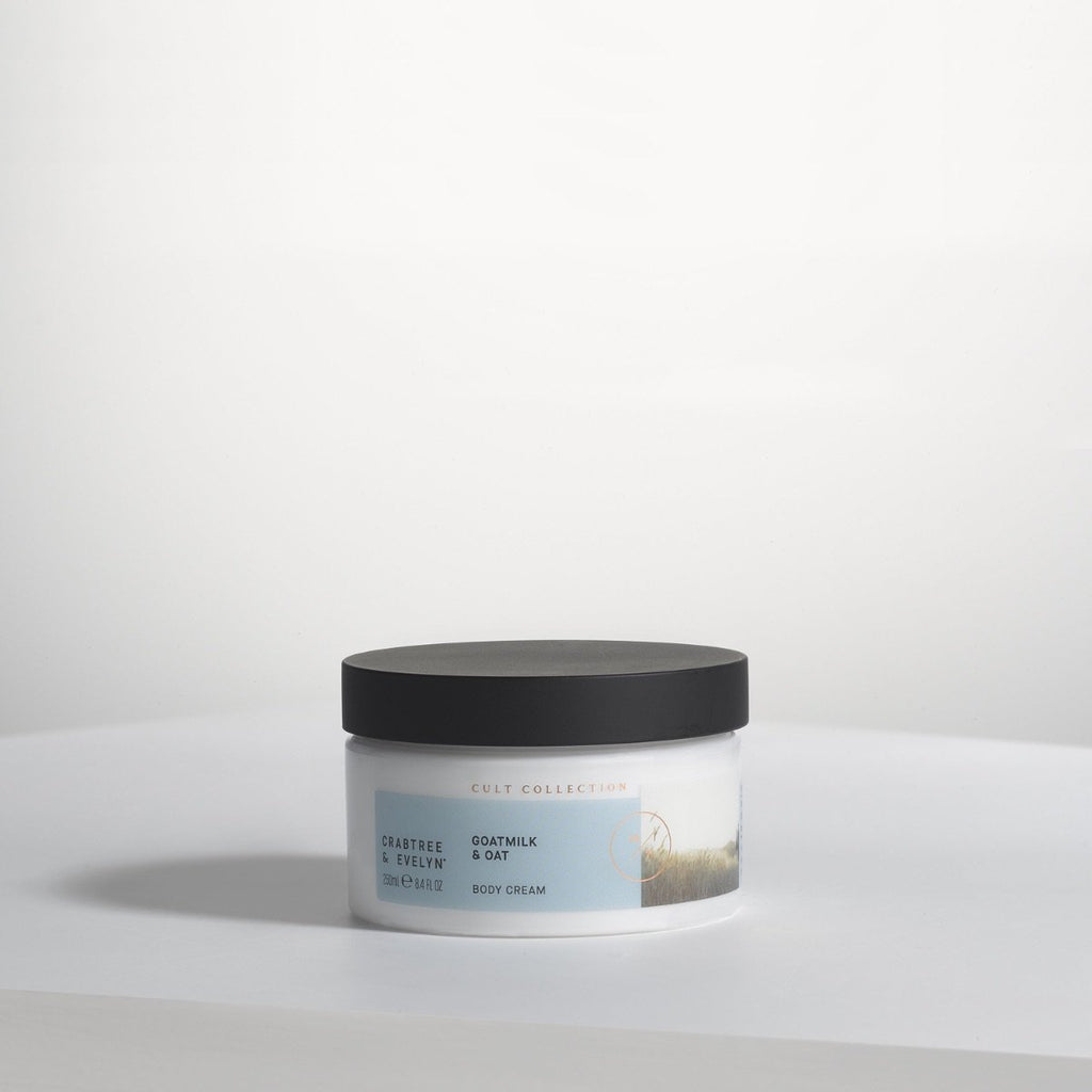 Goatmilk & Oat Body Cream - 250ml