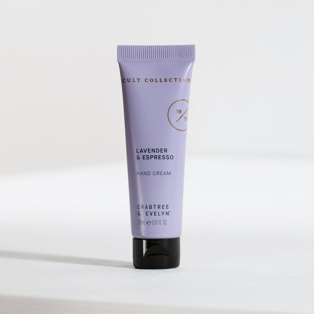 Lavender & Espresso Hand Cream - 25ml